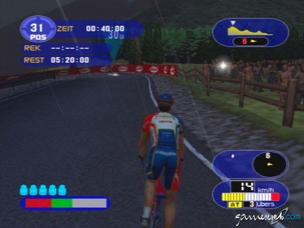 Le Tour de France: Centenary Edition - Screenshots - Bild 17