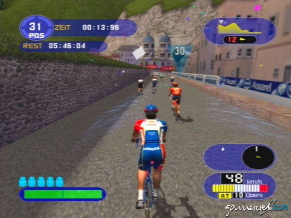 Le Tour de France: Centenary Edition - Screenshots - Bild 13