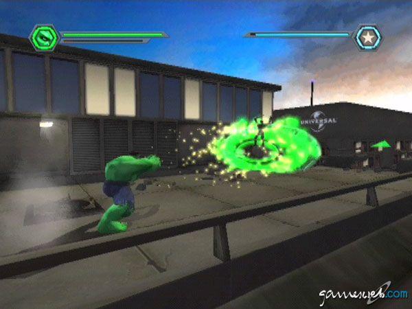The Hulk - Screenshots - Bild 3