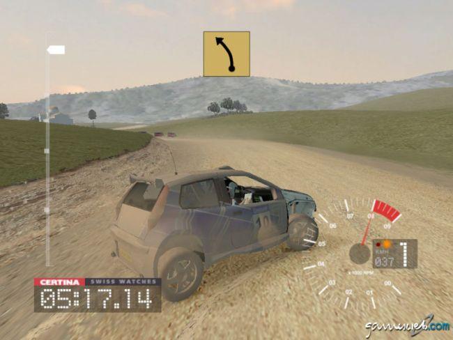 Colin McRae Rally 3 - Screenshots - Bild 19