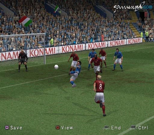 Pro Evolution Soccer 3  Archiv - Screenshots - Bild 33
