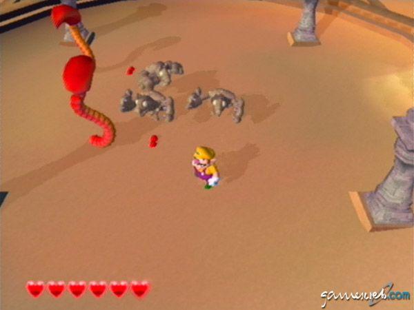 Wario World - Screenshots - Bild 9