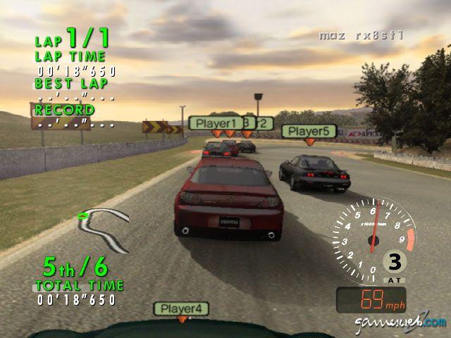Sega GT Online  Archiv - Screenshots - Bild 7