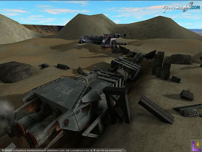 Star Wars Jedi Knight: Jedi Academy  Archiv - Screenshots - Bild 2
