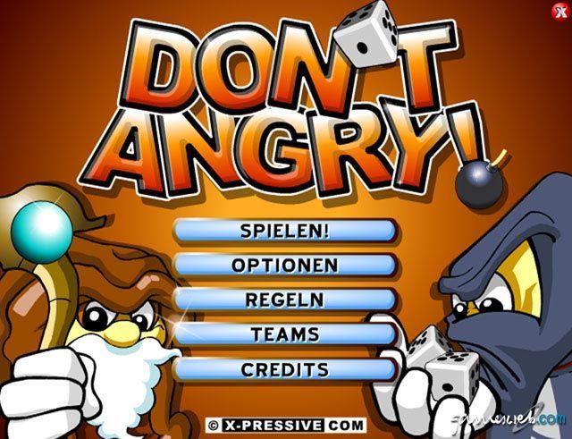 Don't Angry  Archiv - Screenshots - Bild 2