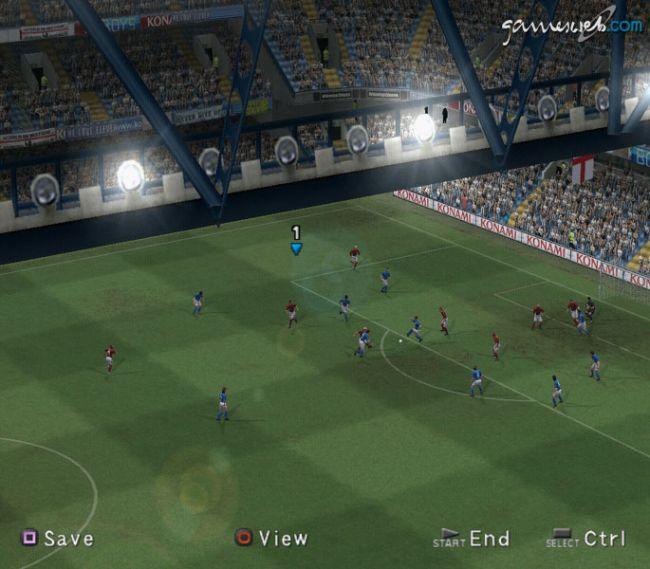 Pro Evolution Soccer 3  Archiv - Screenshots - Bild 23