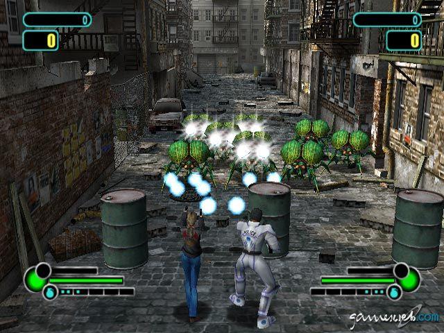 Space Invaders: Invasion Day  Archiv - Screenshots - Bild 5