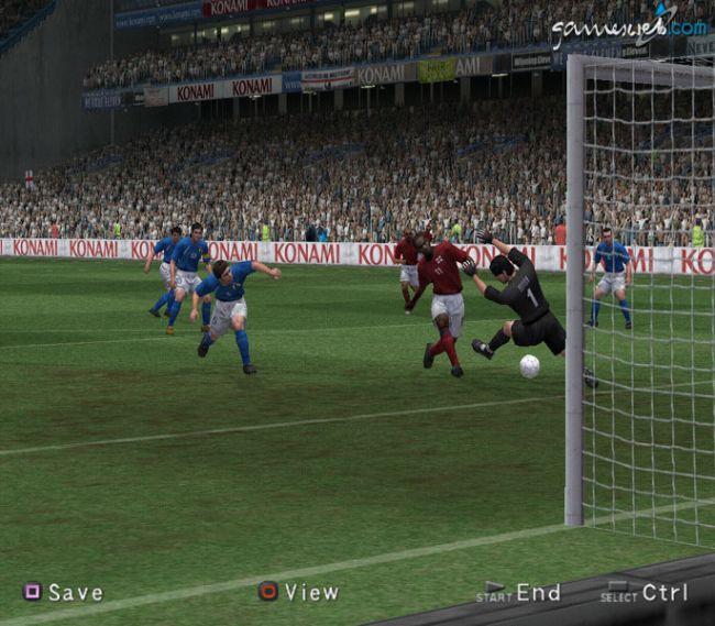 Pro Evolution Soccer 3  Archiv - Screenshots - Bild 30