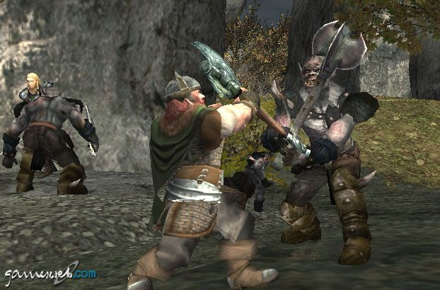 Lord of the Rings: The Treason of Isengard  Archiv - Screenshots - Bild 13