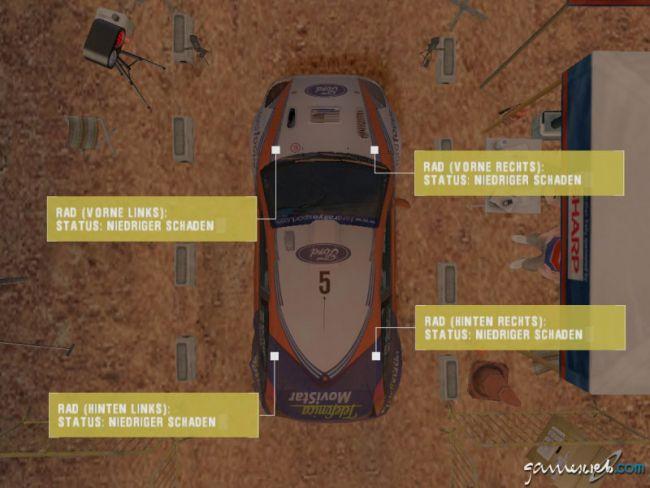 Colin McRae Rally 3 - Screenshots - Bild 7