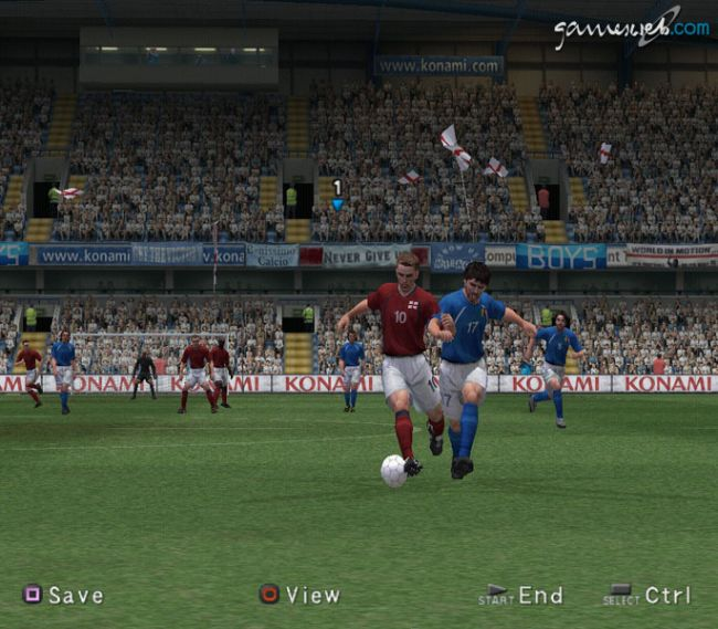 Pro Evolution Soccer 3  Archiv - Screenshots - Bild 28