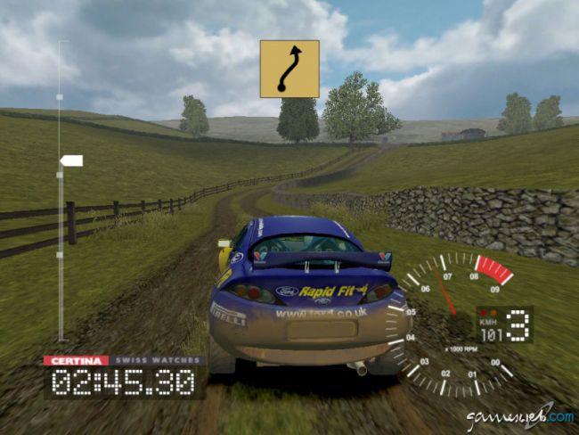 Colin McRae Rally 3 - Screenshots - Bild 6