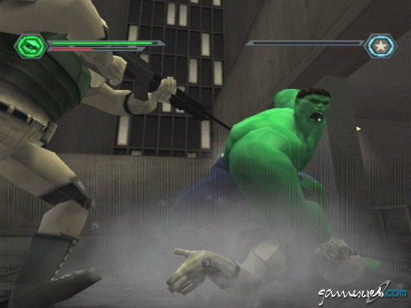 The Hulk - Screenshots - Bild 7