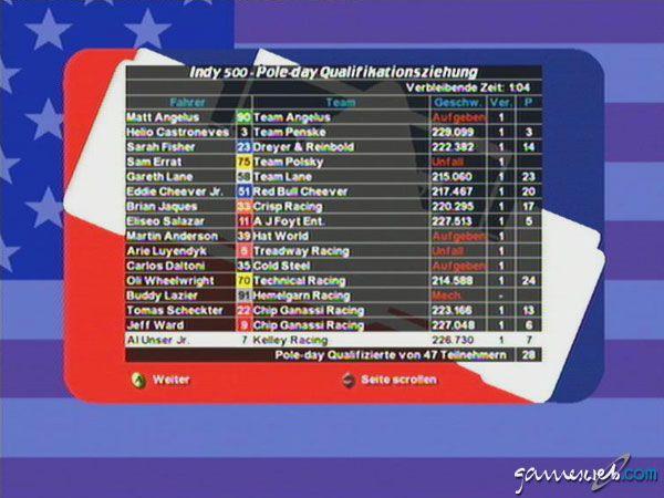 IndyCar Series - Screenshots - Bild 14