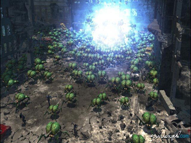 Space Invaders: Invasion Day  Archiv - Screenshots - Bild 6