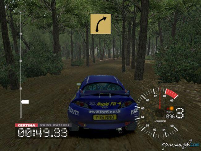 Colin McRae Rally 3 - Screenshots - Bild 17