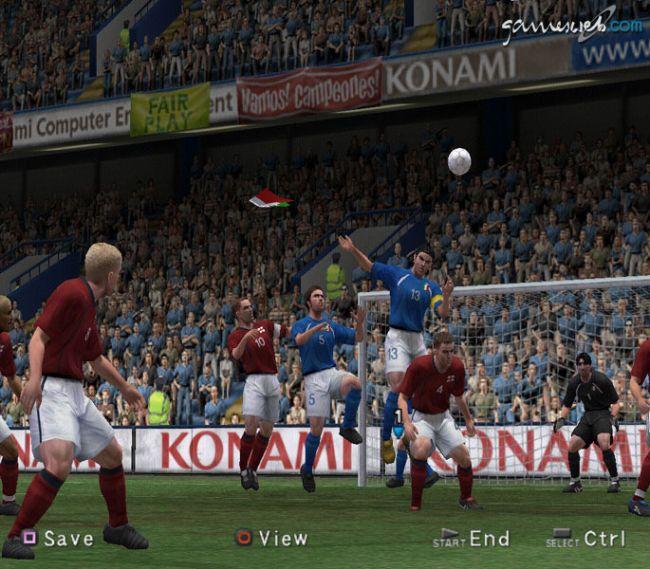 Pro Evolution Soccer 3  Archiv - Screenshots - Bild 29