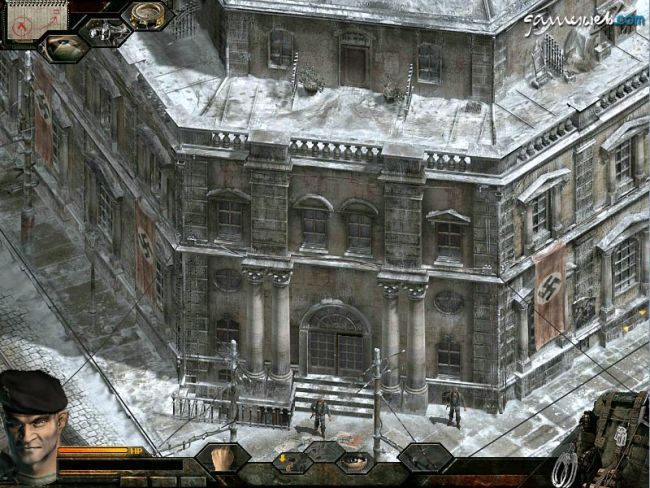 Commandos 3: Destination Berlin  Archiv - Screenshots - Bild 6