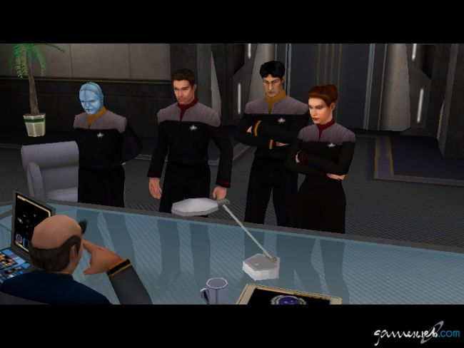 Star Trek: Elite Force 2 - Screenshots - Bild 9