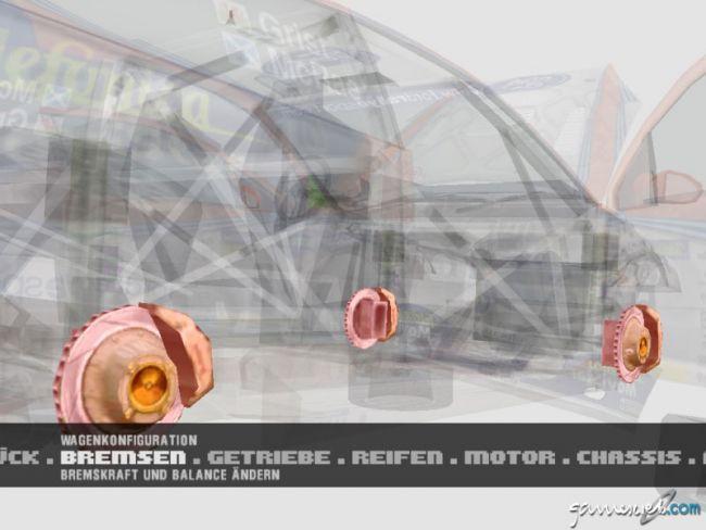 Colin McRae Rally 3 - Screenshots - Bild 10