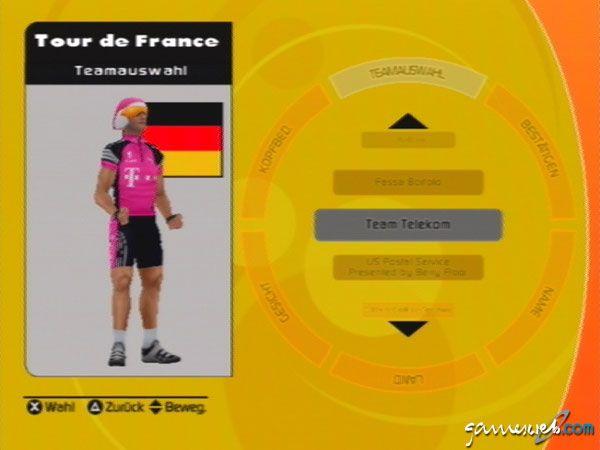 Le Tour de France: Centenary Edition - Screenshots - Bild 2