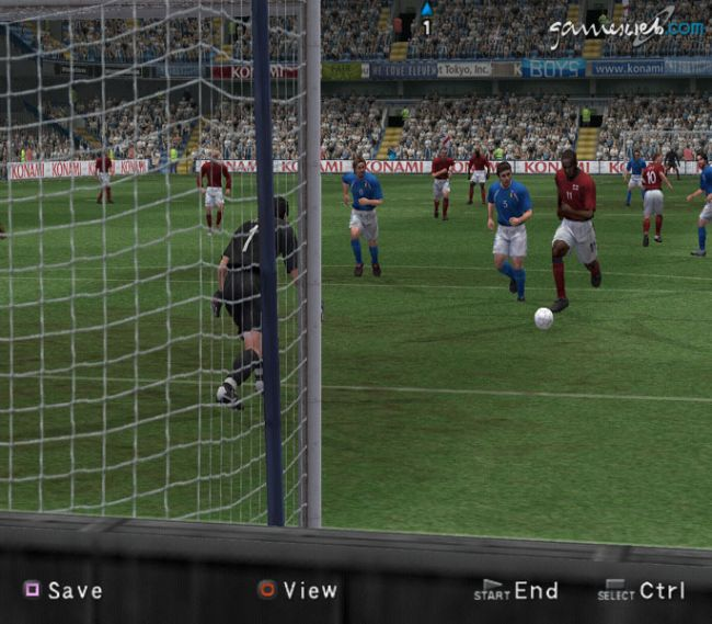 Pro Evolution Soccer 3  Archiv - Screenshots - Bild 31