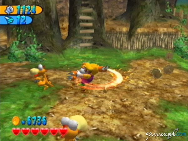 Wario World - Screenshots - Bild 2