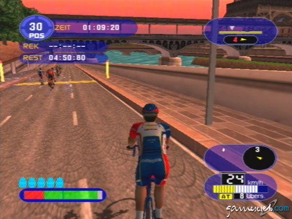 Le Tour de France: Centenary Edition - Screenshots - Bild 4