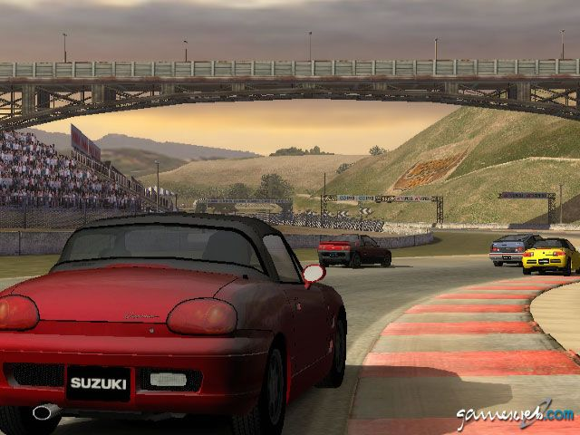 Sega GT Online  Archiv - Screenshots - Bild 11