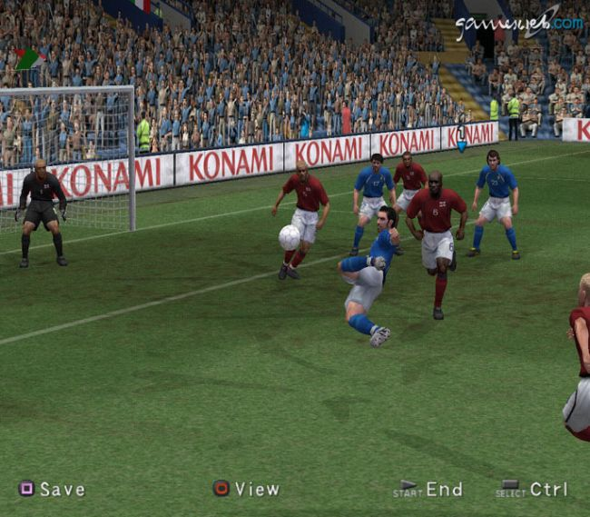 Pro Evolution Soccer 3  Archiv - Screenshots - Bild 24