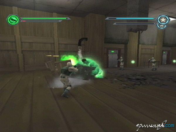 The Hulk - Screenshots - Bild 8