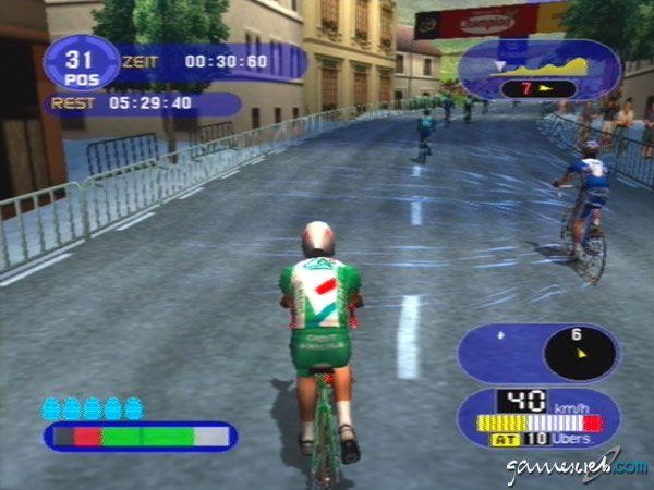 Le Tour de France: Centenary Edition - Screenshots - Bild 9
