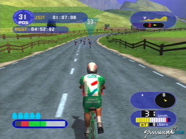 Le Tour de France: Centenary Edition - Screenshots - Bild 16