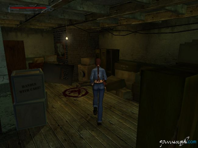 Tomb Raider: The Angel of Darkness - Screenshots - Bild 7
