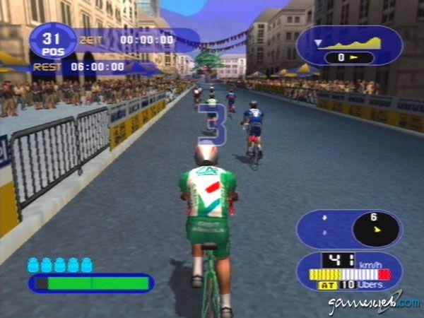 Le Tour de France: Centenary Edition - Screenshots - Bild 8