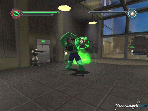 The Hulk - Screenshots - Bild 2