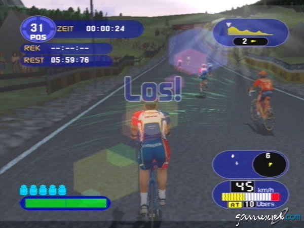 Le Tour de France: Centenary Edition - Screenshots - Bild 18