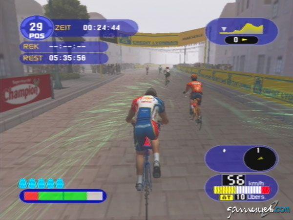 Le Tour de France: Centenary Edition - Screenshots - Bild 5