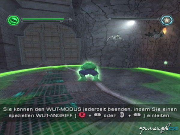 The Hulk - Screenshots - Bild 6