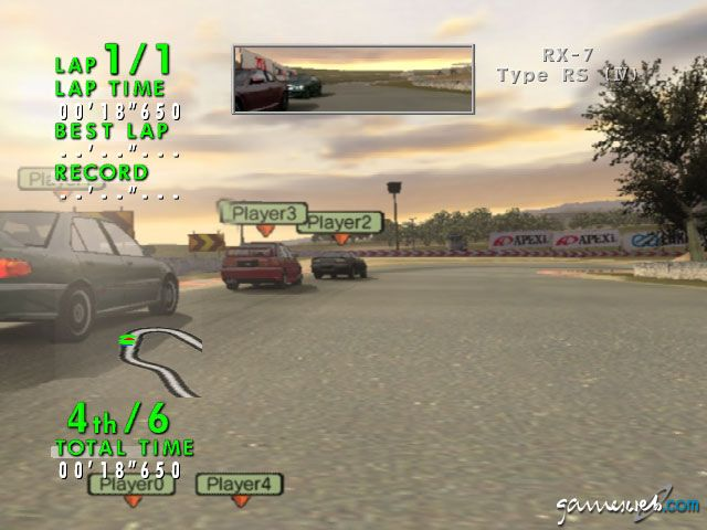 Sega GT Online  Archiv - Screenshots - Bild 3