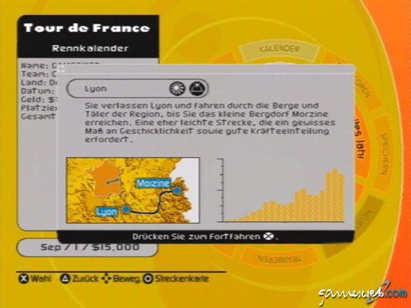 Le Tour de France: Centenary Edition - Screenshots - Bild 11
