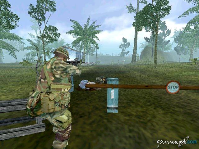 Ghost Recon: Jungle Storm  Archiv - Screenshots - Bild 49