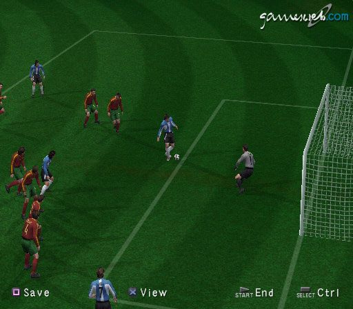 Pro Evolution Soccer 3  Archiv - Screenshots - Bild 13