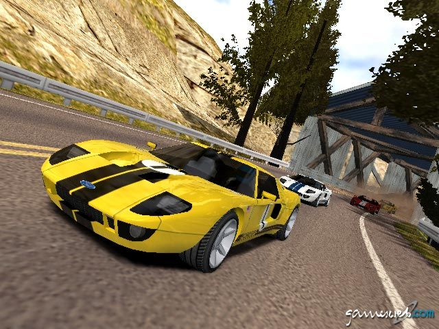 Ford Racing Evolution  Archiv - Screenshots - Bild 2