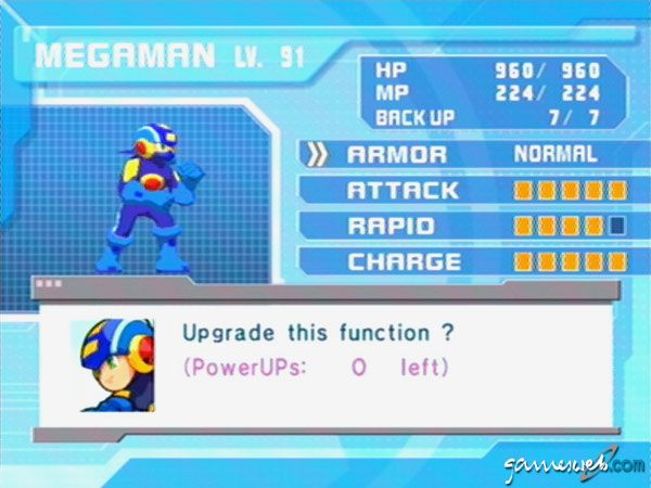 Mega Man Network Transmission - Screenshots - Bild 8