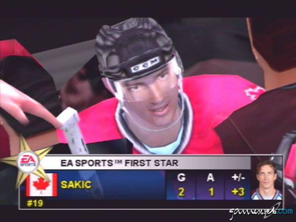 NHL 2004 - Screenshots - Bild 5