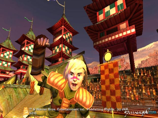 Harry Potter: Quidditch-Weltmeisterschaft  Archiv - Screenshots - Bild 2