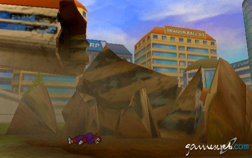 Dragon Ball Z: Budokai 2  Archiv - Screenshots - Bild 24