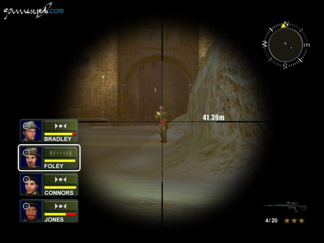 Conflict: Desert Storm 2 - Screenshots - Bild 2