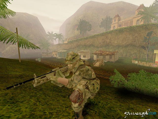 Ghost Recon: Jungle Storm  Archiv - Screenshots - Bild 54